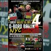 Q-BORO BALLIN' NYC SUMMER SHUTDOWN (AUGUST 30,2015)