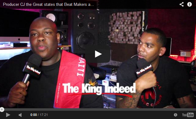 Producer CJ the Great states that Beat Makers are not Producers