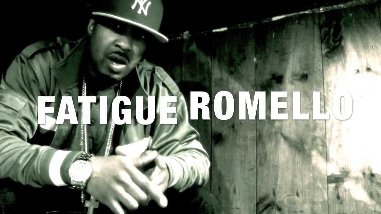 FATIGUE ROMELLO HIP HOP STEPPED OUT (OFFICIAL VIDEO)